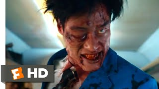 Train to Busan (2016) - Train of the Living Dead Scene (2/9) | Movieclips