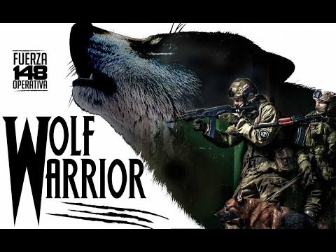 FO148 WOLF WARRIOR - MISION CUMPLIDA - 3 KILLED IN ACTION