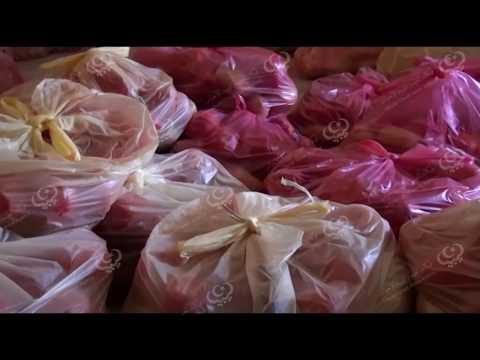 انطلاق حملة (مازال فينا الخير للإغاثة) بمدينة غريان