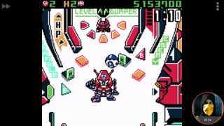 Super Robot Pinball (Game Boy Color Emulated) by omargeddon