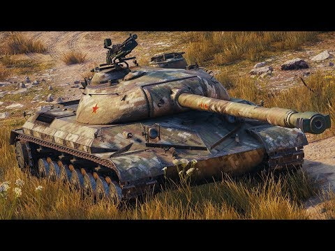 World Of Tanks WZ-111 Model 1-4 - 7 Kills 9,3K Damage