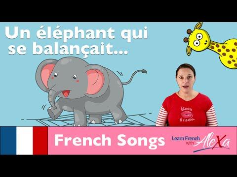 french children songs with lyrics