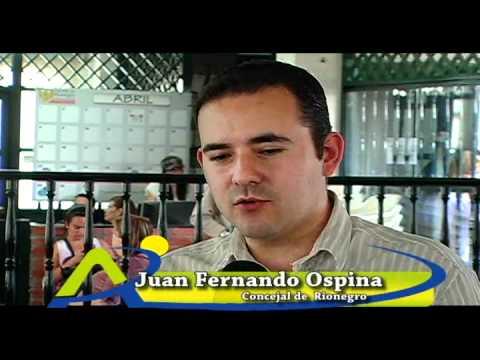 Electos cuadros directivos del Partido de la U en Rionegro