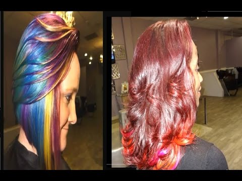 Hair Color In