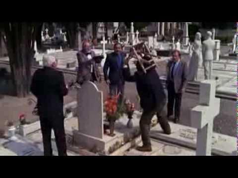 amici miei scherzo cimitero al vedovo