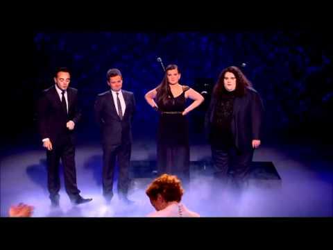 Jonathan & Charlotte - Caruso IN FULL (Britain's Got Talent Semi-Finals) видео