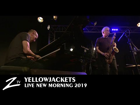 Yellowjackets - Everyone else is taken - New Morning 2019 - LIVE HD