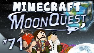 Minecraft - MoonQuest 71 - Weird Egg Thing In The Sky