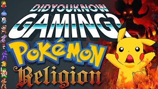Video Pokemon & Religion - Did You Know Gaming? Feat. Jimmy Whetzel MP3, 3GP, MP4, WEBM, AVI, FLV Desember 2017