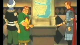 İstanbul'un Fethi - Fatih Sultan Mehmet Han 2.Bölüm.Çizgi Film