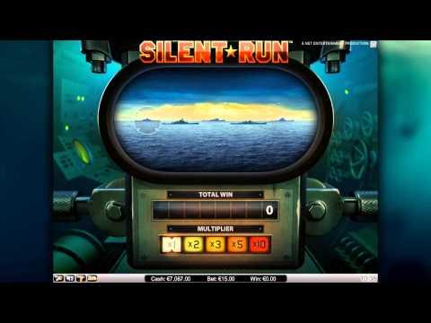 Silent Run™ - Net Entertainment