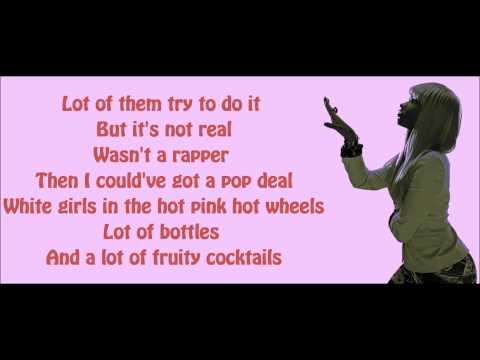 Tekst piosenki Nicki Minaj - 2012 po polsku