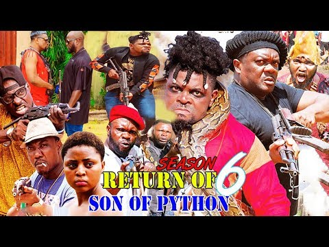 RETURN OF SON OF PYTHON SEASON 6- NIGERIAN MOVIES 2020 LATEST FULL  MOVIES