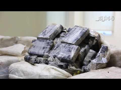 فيديو - مكتب الخيام وإحباط تهريب كوكايين