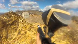 Santa Clarita (CA) United States  city pictures gallery : GoPro First Time Paintballing At Paintball USA Santa Clarita CA
