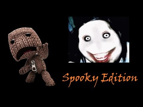 littlebigplanet2 - NEW SPOOKY EDITION SHIRT (and much more) AVAILABLE HERE: http://www.thetard100.spreadshirt.com Watch us as we scream like women and play scary levels. Subscr...