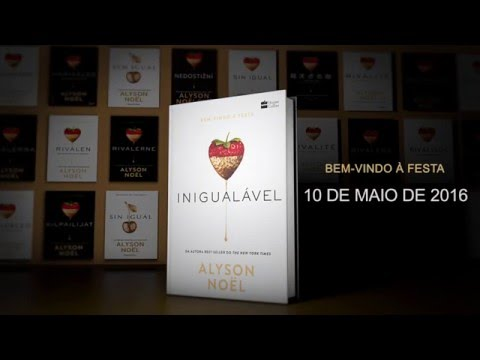 Book trailer INIGUALÁVEL