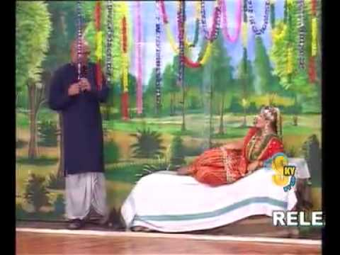 nargis suhaag raat scene punjabi stage drama Heer Ranjha (very funny):  Nargis is not only good dancer she is a great actoress too watch this clip i love this punjabi stage drama clip
