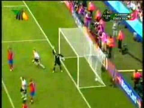 Germany vs Costa Rica 2006 FIFA World Cup
