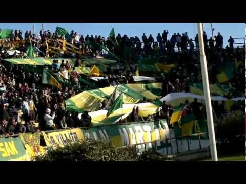 Aldosivi - Defensa y Justicia 16-06-2012 (01) - La Pesada del Puerto - Aldosivi - Argentina - América del Sur