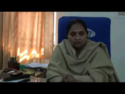 Dr.Geeta patel told her priorities for 2012