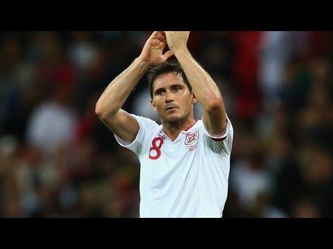 England 1 - 1 Ukraine