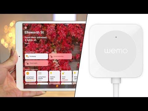 Control Wemo accessories with HomeKit using Belkin's new Smart Bridge