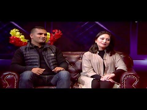 (Fikkaa Durga Raj Pandey & Sharmila Nepal @Jhankar Live Show...: 1 hour, 5 minutes.)