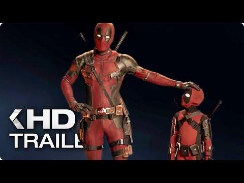 "DEADPOOL 2 ""Mini Deadpool"" Clip & Trailer (2018)"