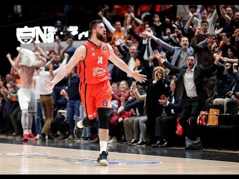 7DAYS EuroCup Finals Game 1, Player of the Game: Bojan Dubljevic, Valencia Basket