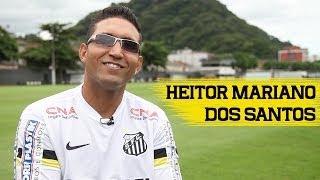 O paratleta Heitor Mariano do Santos falou um pouco sobre a sua carreira e sobre a Santos Run 2014. Se você ainda não se...