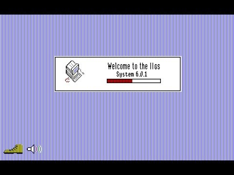 Game Development for the Apple IIgs - Part 1