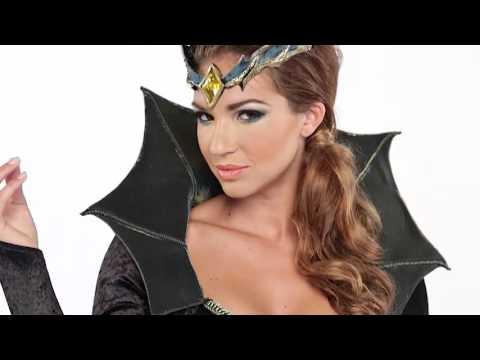Costume Sorcière Malefice-v28109