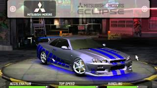 Nonton Need for Speed Underground 2 : Fast & Furious Cars Film Subtitle Indonesia Streaming Movie Download