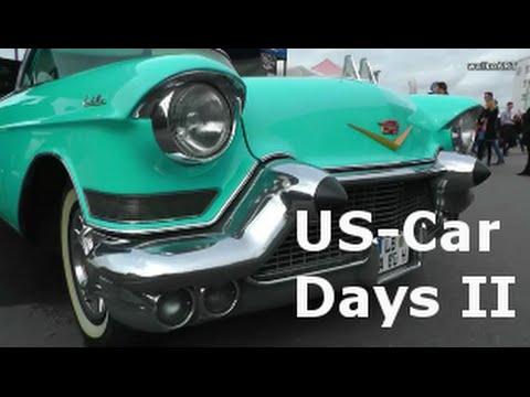 American Power US-CAR DAYS MOTORWORLD in Böblingen Teil 2 / Part 2 Oldtimer & Klassiker der USA