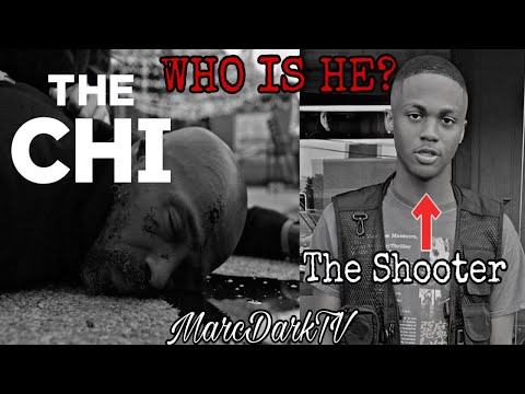 THE CHI SEASON 3 THE GUY WHO SHOT RONNIE!!!!