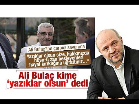 Salih Tuna   Ali Bulaç savunmasında kime 'yazıklar olsun' dedi