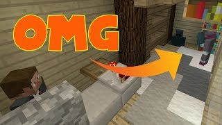 OMG HOW DIDN'T THEY SEE ME!! - Infected New Gamemode - Minecra...