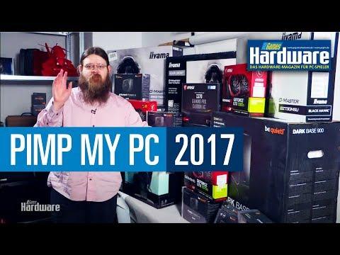 Pimp my PC 2017 - Abschlussbericht