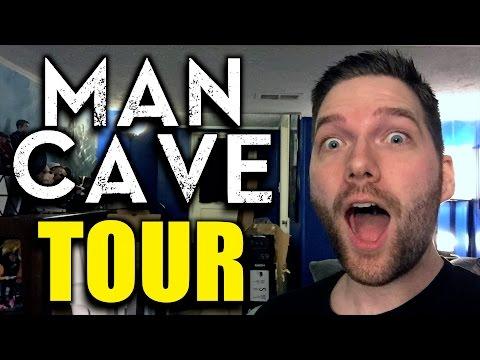 Man Cave Tour!