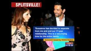 Hrithik Roshan and Sussanne Roshan have decided to separate