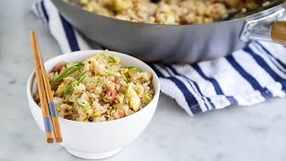 Bacon And Egg Fried Rice by Tasty