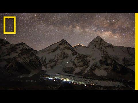 Installing Earth's highest weather station on Mt. Everest
