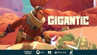 Видео к игре Gigantic из публикации: Нашелся издатель для MOBA Gigantic