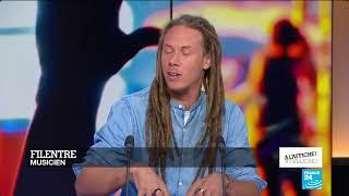 """Filentre et Mokobe dans l'émission """"à l'Affiche"""" sur FRANCE 24"""