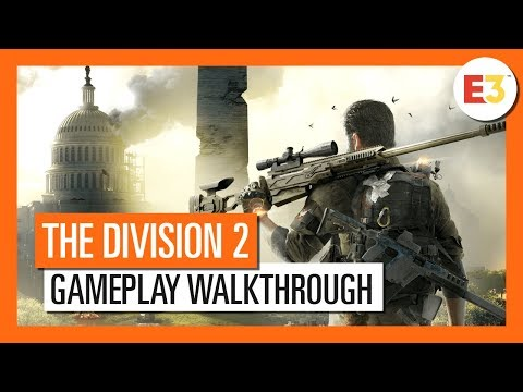 Gameplay E3 2018 de Tom Clancy's The Division 2