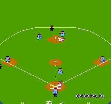「違う意味でダブルスチール?ファミスタの最速盗塁」のイメージ