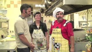 Cooking at Cippriani's & Championship Soccer - Luso Canadians