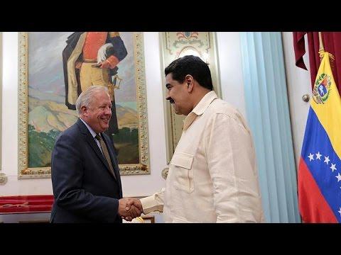 Στο Καράκας ο βετεράνος διπλωμάτης των ΗΠΑ Τομ Σάνον – world