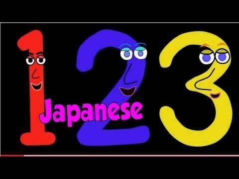 Japanische Zahlen lernen